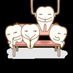 teeth-character_bench009