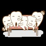 teeth-character_bench011
